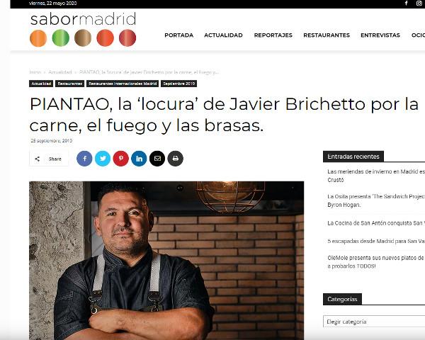 restaurante argentino madrid