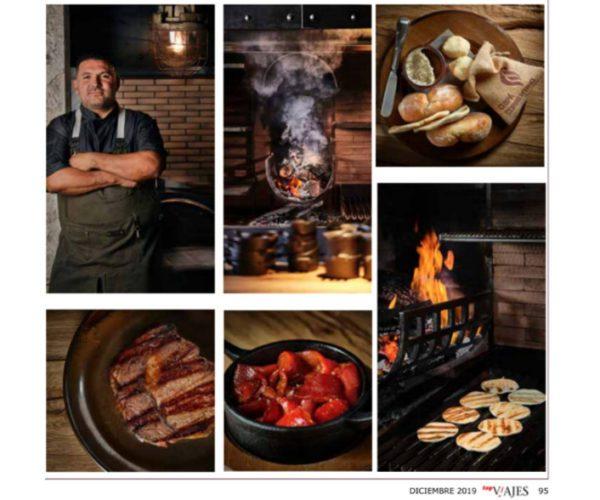 Restaurante Piantao Madrid del Chef Argentino Javier Brichetto en Top Viajes